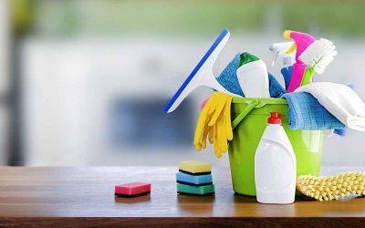 New Home Deep Cleaning Tips and Tricks