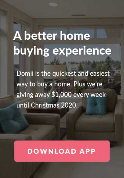 Download the domii app